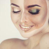 face skin bronzer